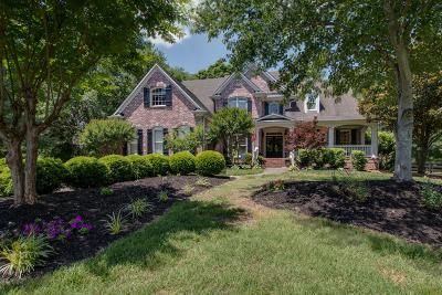 Brentwood Single Family Home For Sale: 9584 Liberty Church Rd