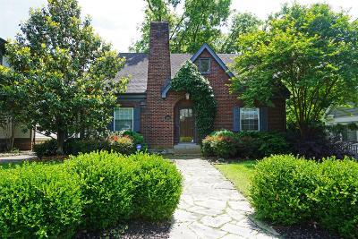 Nashville Rental For Rent: 2009 Beechwood Ave.