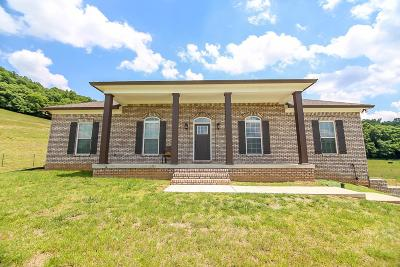 Maury County Single Family Home For Sale: 1973 Mooresville Pike
