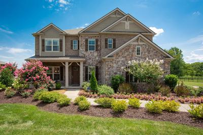 Nolensville TN Single Family Home For Sale: $699,990
