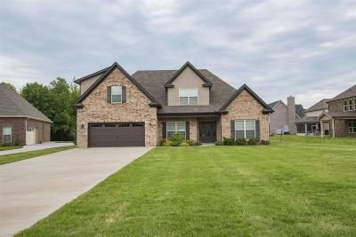 Murfreesboro Single Family Home For Sale: 1510 Alamo