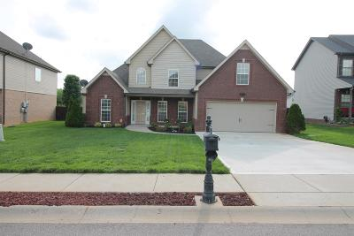 Clarksville TN Single Family Home For Sale: $238,500