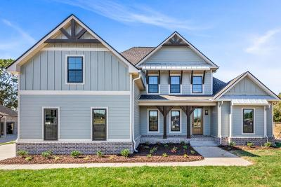 Clarksville TN Single Family Home For Sale: $509,900