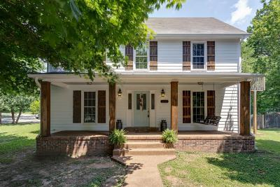 Single Family Home Sold: 408 Carter Street