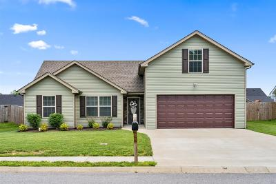Clarksville TN Single Family Home For Sale: $205,900