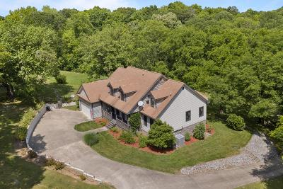 Pleasant View Single Family Home Active Under Contract: 1871 McMahan Hollow Rd