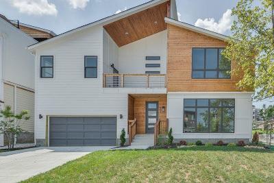 Nashville Single Family Home For Sale: 901 Southside Pl