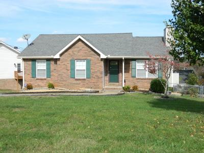 Clarksville Single Family Home For Sale: 214 Windmeade Circle