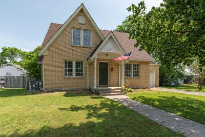 Wilson County Single Family Home For Sale: 209 Cumberland Dr