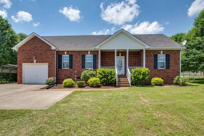 White Bluff Single Family Home Active Under Contract: 122 Carriage Way