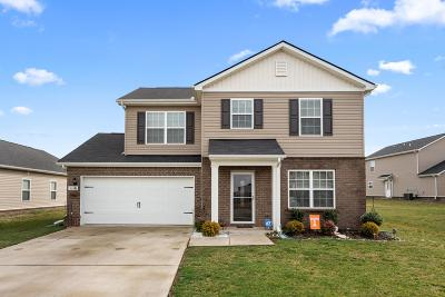 Murfreesboro Single Family Home For Sale: 3539 Pitchers Ln