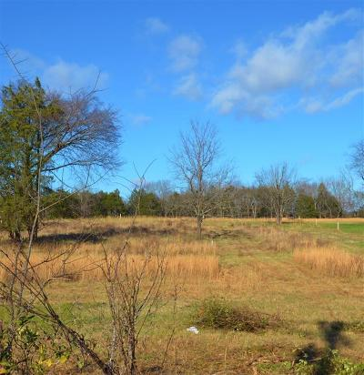 Wilson County Residential Lots & Land For Sale: 1 Vesta Rd. Tract 1