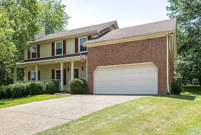 Franklin Single Family Home For Sale: 547 Hopewood Ct