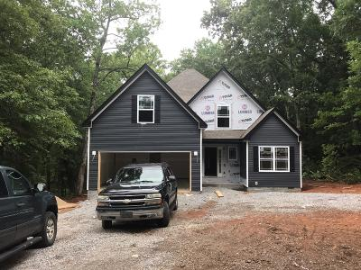Clarksville Single Family Home For Sale: 2831 Seven Mile Ferry