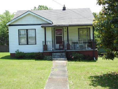 Lebanon Single Family Home For Sale: 906 Carthage Hwy