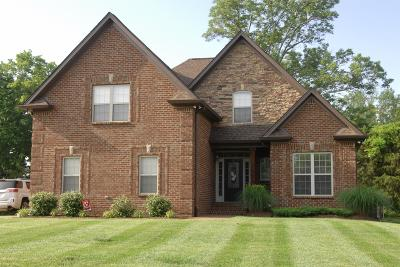 Lebanon, Mount Juliet, Mt Juliet, Mt. Juliet, Old Hickory Single Family Home For Sale: 812 Manner Ln