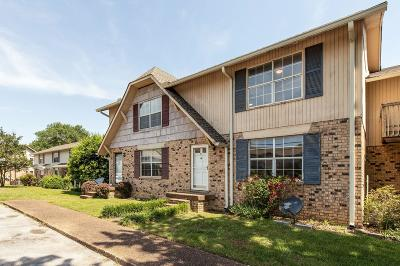 Nashville Condo/Townhouse For Sale: 4000 Anderson Rd Apt 53