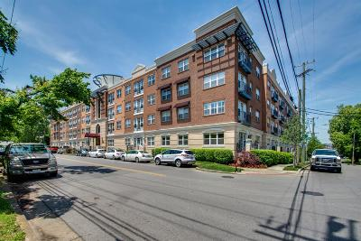 Nashville Condo/Townhouse For Sale: 3000 Vanderbilt Pl Apt 226
