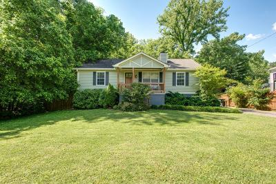 Nashville Single Family Home For Sale: 2404 Brittany Dr