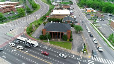 Madison Commercial For Sale: 115 Gallatin Pike