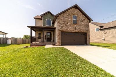 Clarksville Single Family Home For Sale: 1004 Sunrise Dr