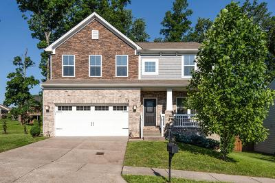Hermitage Single Family Home Active Under Contract: 2505 Janalyn Trce