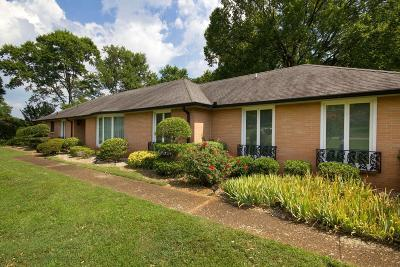 Davidson County Single Family Home For Sale: 117 Carnavon Pkwy