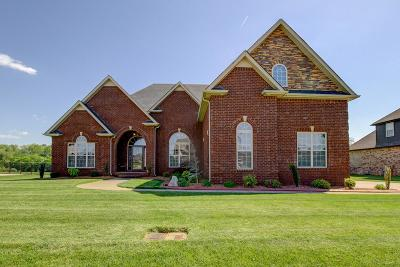 Clarksville Single Family Home Active Under Contract: 1956 Boyer Blvd