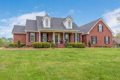 Murfreesboro Single Family Home For Sale: 4282 Shores Rd