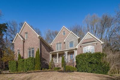 Franklin Single Family Home For Sale: 118 Hampsted Lane