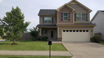 Antioch Single Family Home For Sale: 5127 Preserve Blvd