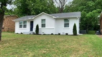 Davidson County Single Family Home For Sale: 3144 Ewingwood Dr