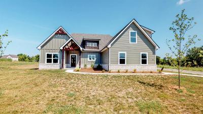 La Vergne Single Family Home For Sale: 421 Peak Top Tr (Lot 151)
