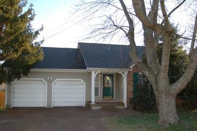 Sumner County Rental For Rent: 110 White Oak Court