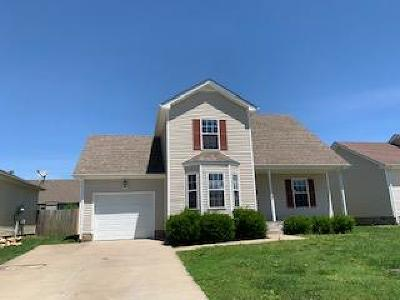 Montgomery County Single Family Home For Sale: 523 Fox Trot Dr