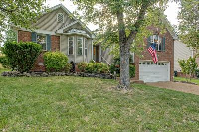 Davidson County Single Family Home For Sale: 1020 Ainsworth Cir