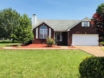 Single Family Home Under Contract - Showing: 1502 Andrea Ln