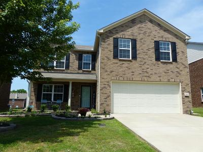 Sumner County Single Family Home For Sale: 1028 Patmore Ln