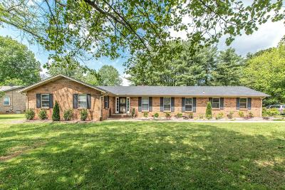 Single Family Home For Sale: 2711 Clearview Ct