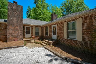 Murfreesboro Multi Family Home Under Contract - Showing: 510 E Northfield Blvd