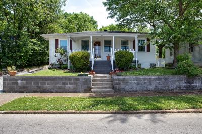 Old Hickory Single Family Home For Sale: 503 Hadley Ave