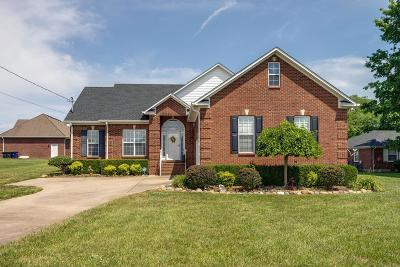 Marshall County Single Family Home For Sale: 5109 Nashville Hwy