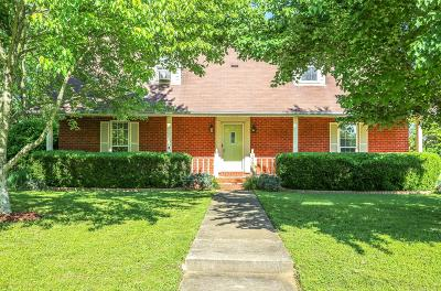 Murfreesboro Single Family Home For Sale: 2302 Riverstone Dr