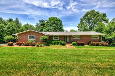 Shelbyville Single Family Home For Sale: 107 Fairlane Dr