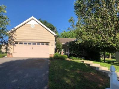Columbia Single Family Home Under Contract - Not Showing: 1017 Creekview Dr