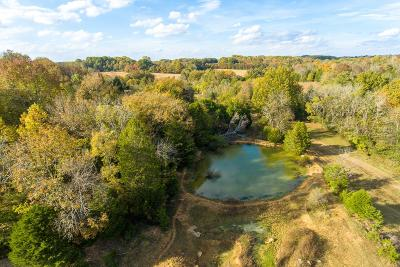 Spring Hill Residential Lots & Land For Sale: Flat Creek Rd