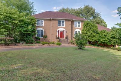 Brentwood Single Family Home For Sale: 5400 Heather Ln