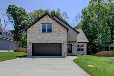 Clarksville TN Single Family Home For Sale: $279,950