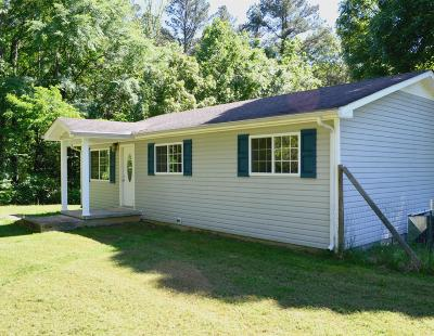 Paris Single Family Home For Sale: 1165 Spring Hill Rd