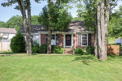 Antioch Single Family Home Under Contract - Showing: 3005 SW Kinwood Dr